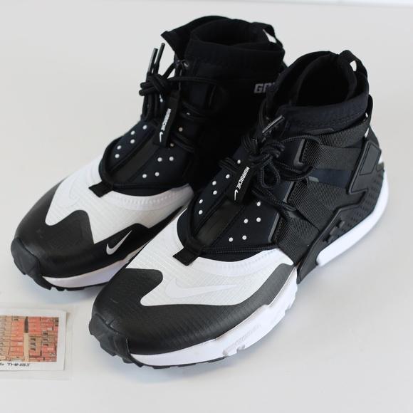 Mens Nike Huarache Gripp Casual Shoes